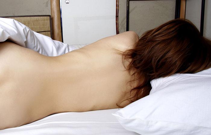 【フェチ画像】色気ムンムンな女の背中を集めてみたwww