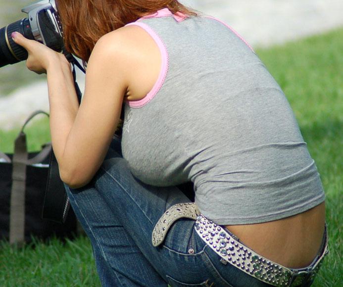 【街撮り巨乳画像】巨乳な素人が街に溢れすぎて衝動が抑えきれない件www 05