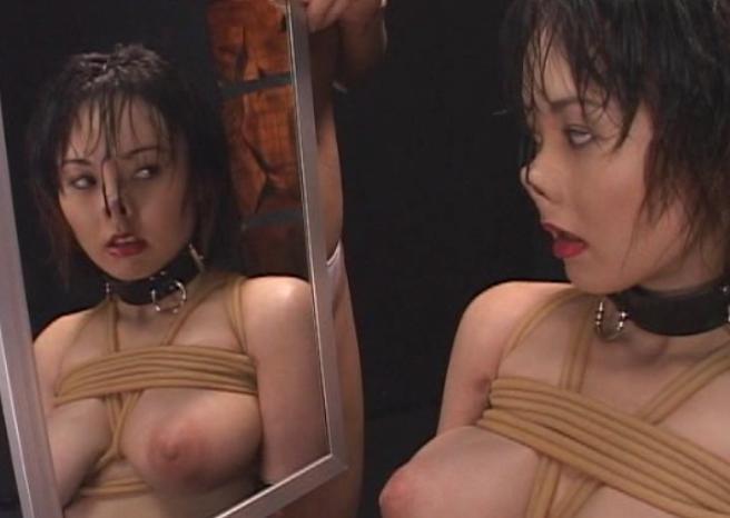 【SMマニア画像】顔面拘束画像 変顔を強いられた愛奴たち 03