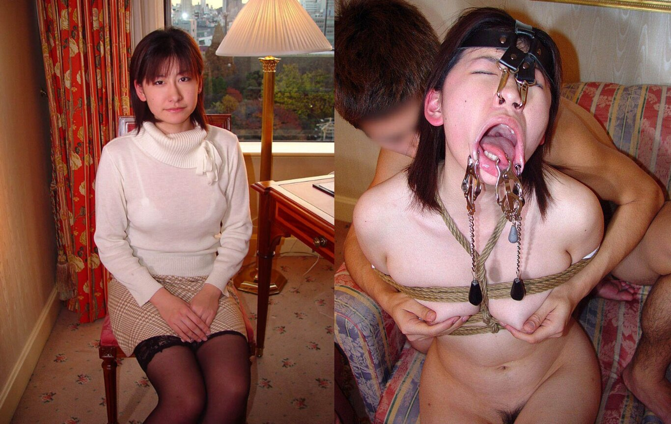 【SMマニア画像】顔面拘束画像 変顔を強いられた愛奴たち 06