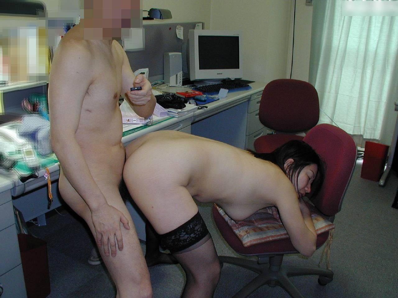 【オフィスH画像】働くおねえさんたちの職場での痴態www 01
