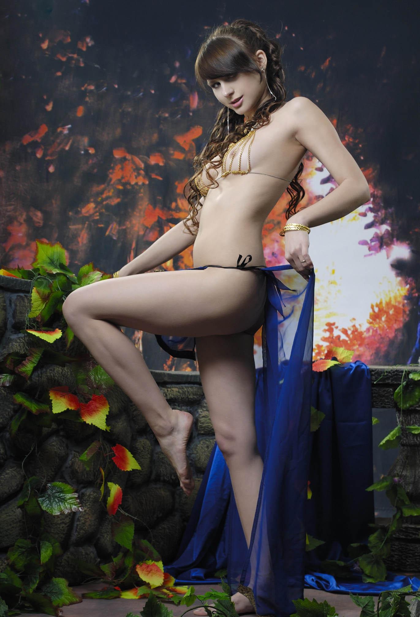 【海外美女画像】マジ妖精wwwロシアンビューティーのエロ画像 04