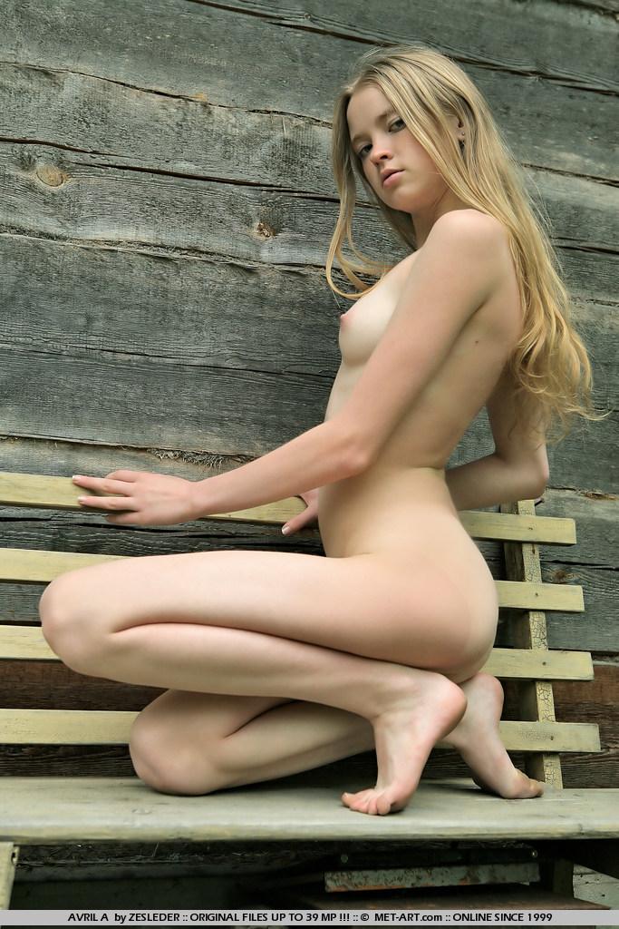 【海外美女画像】マジ妖精wwwロシアンビューティーのエロ画像 18