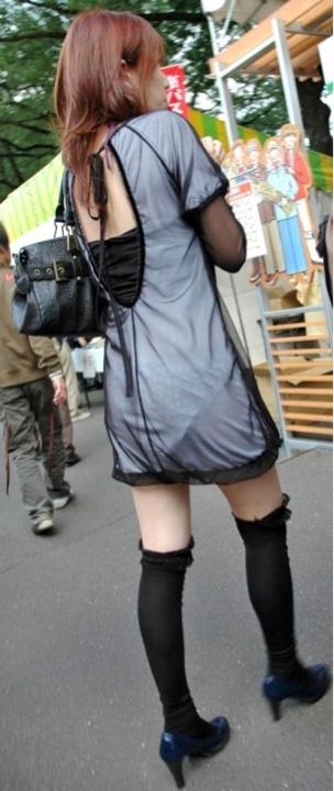 【街撮りフェチ画像】女の子のソコは不可侵www街で見かけた絶対領域 15
