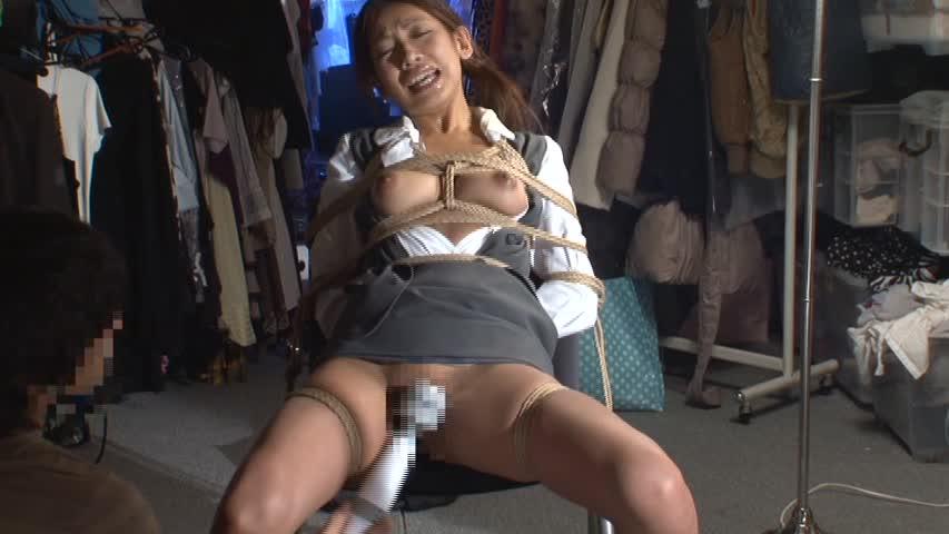 【SM画像】ただいま調教中www拘束・緊縛イカセ責めに咽ぶM女の画像 02