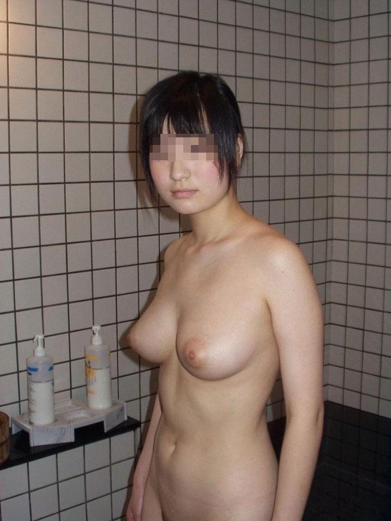 【素人入浴画像】彼女とお風呂に一緒に入ったついでに写真撮って流出させますたwww 01
