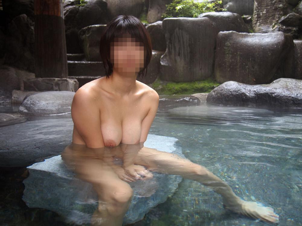 【素人入浴画像】彼女とお風呂に一緒に入ったついでに写真撮って流出させますたwww 16