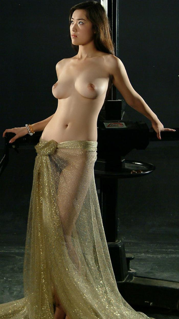 【アジアンビューティー】中国のヌードモデルがもっちり裸体揃いで抜けすぎる件www(エロ画像) 05