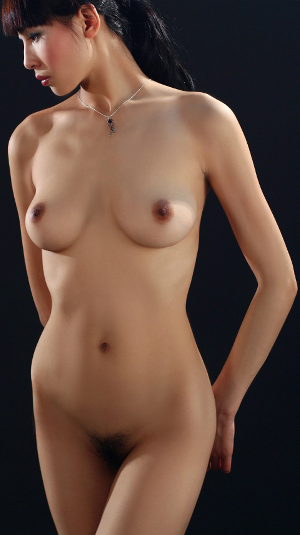 【アジアンビューティー】中国のヌードモデルがもっちり裸体揃いで抜けすぎる件www(エロ画像) 14