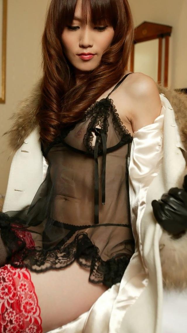 【セクシー下着】着てるのに見えてるって素晴らしいw乳首と陰毛が透けてるエロ下着(エロ画像) 05