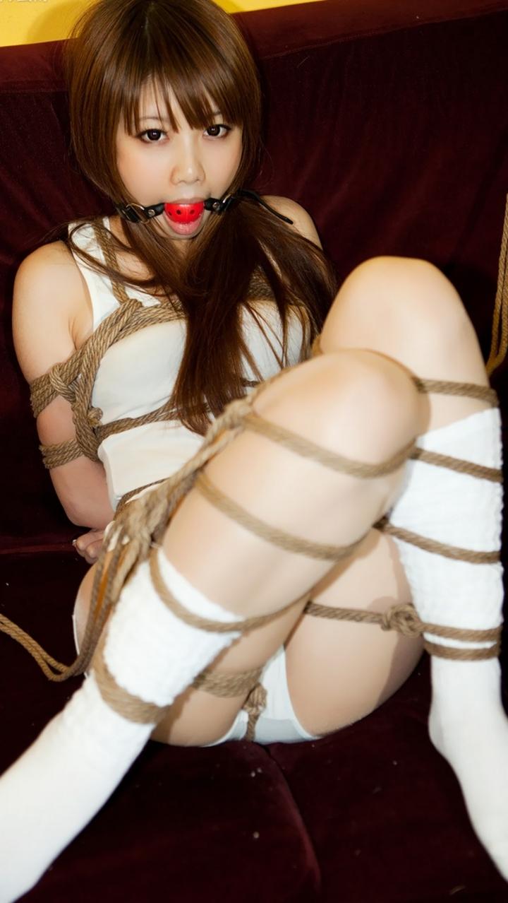 【SMエロ画像】イイ女には縄が似合いますwムチムチ女体の緊縛調教画像 20