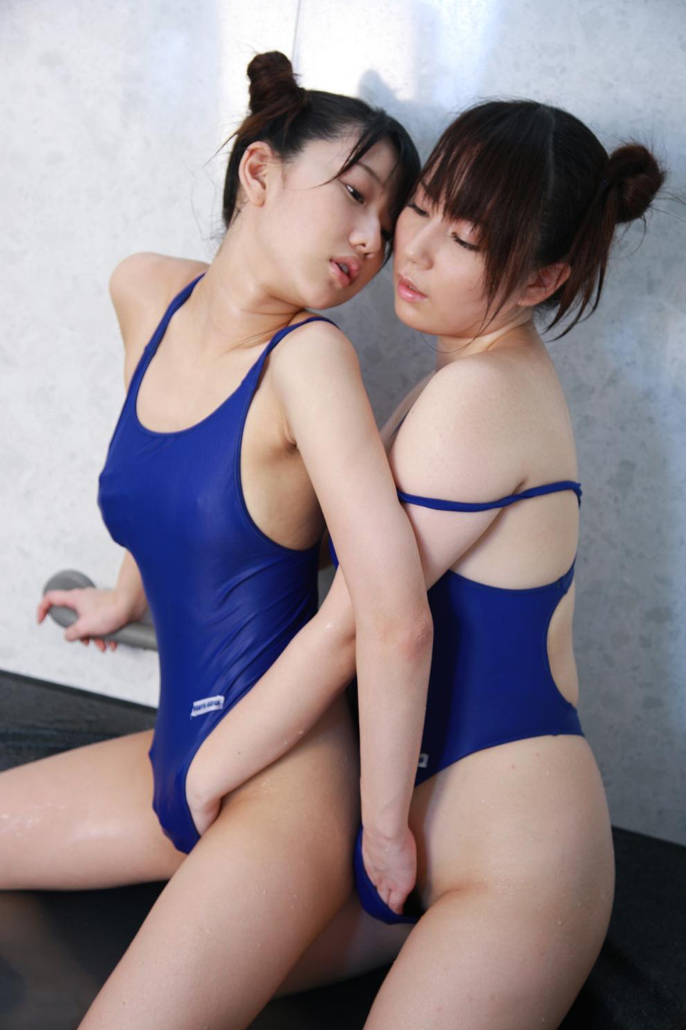 【レズビアンエロ画像】女の子が可愛いほど卑猥度と生々しさが半端ないレズプレイwww 17