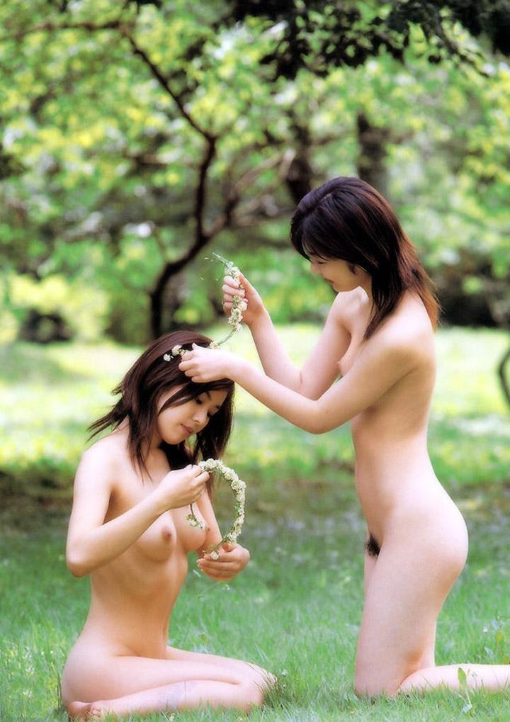 【レズエロ画像】やっぱ百合は可愛い子同士に限る!綺麗なレズカップルの濃厚な絡み合いwww 16