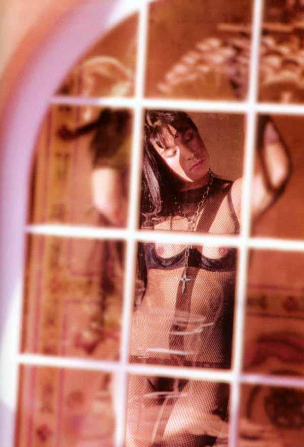 【懐かしエロ画像】全盛期の当時は満足してたなァ…女子プロレスラーのヘアヌードwww 01