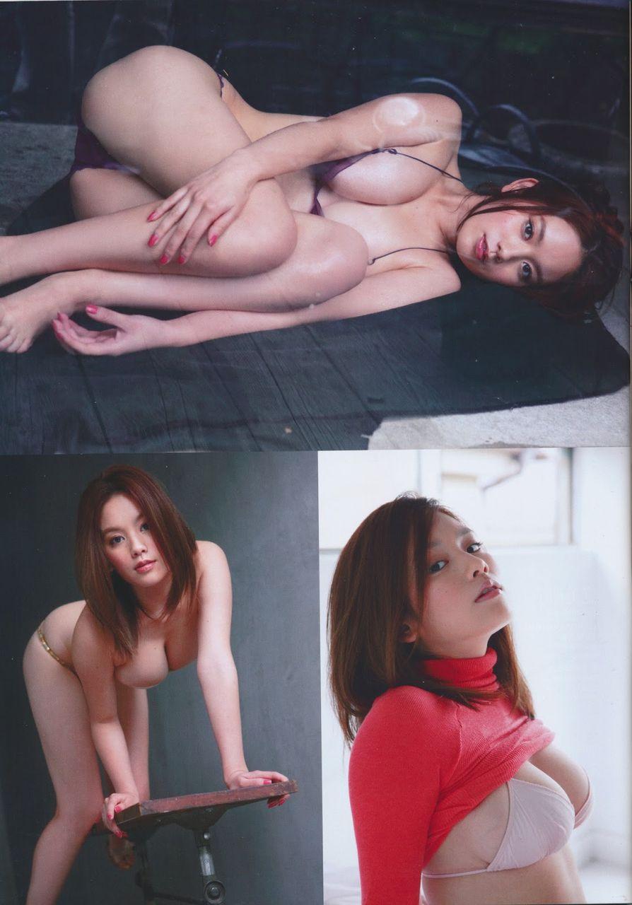 筧美和子(20)の色白おっぱいがとんでもなくエロいwwwこの巨乳の谷間に顔を埋めたい【エロ画像】