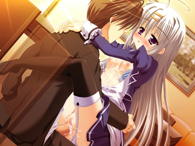 【二次エロ画像】抱き合いながら一緒に昇天!萌えて抜けるだいしゅきホールドwww 07