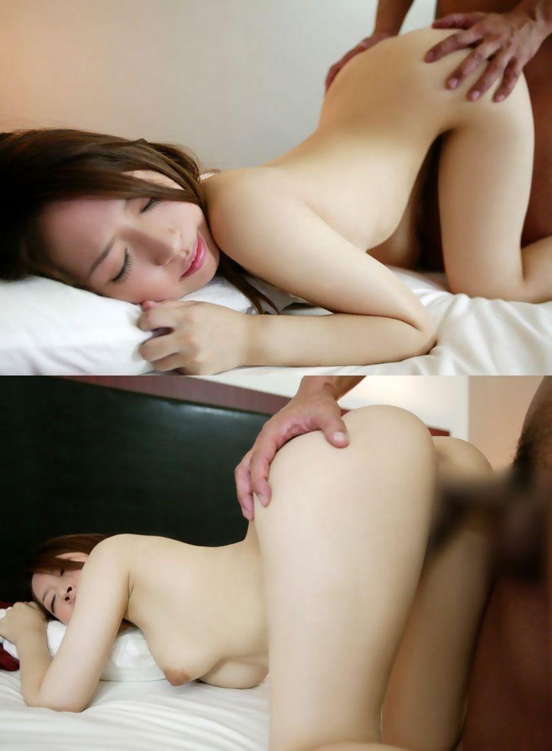 【セックスエロ画像】余計なものは脱ぐべし!ごく自然でしっくりくる全裸で性行為www 05