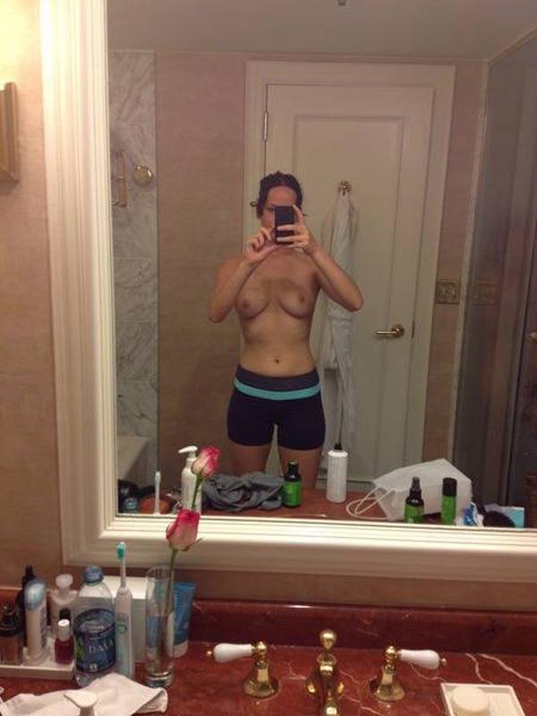 【海外エロ画像】美しさは罪…拘る外人美女たちの堂々たる自撮り裸体www 08