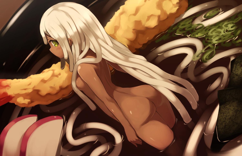 【二次エロ画像】真夏なので健康的な褐色!美白に負けない小麦色肌のエロ娘www 11