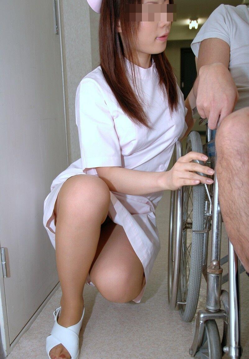 白衣の天使、ナースにお世話になりたくなるエロ画像wwwwwwwww