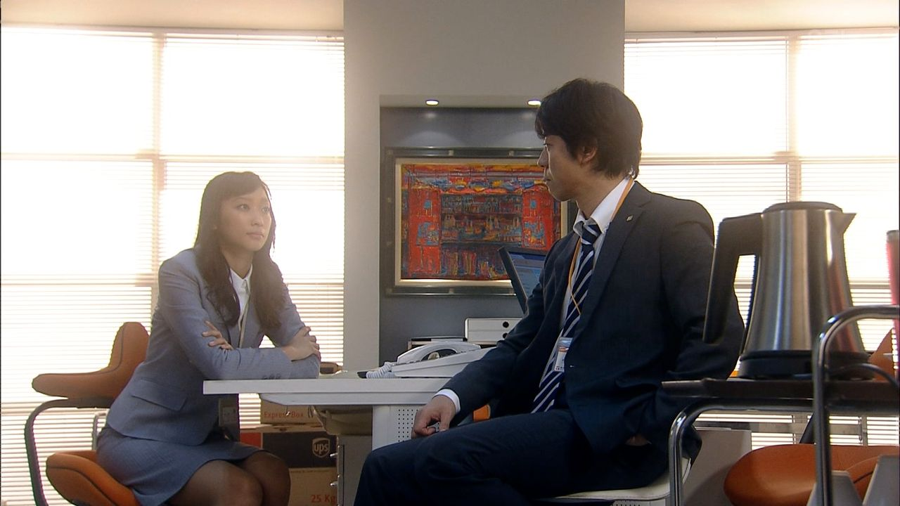 杏のパツパツなスーツ尻が見られるドラマがまた始まった