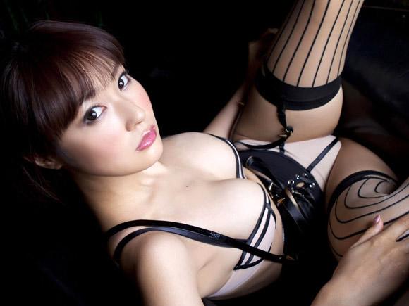 超名作グラビア劇場 仁藤みさき(22) 女王様風セクシー下着。画像×25
