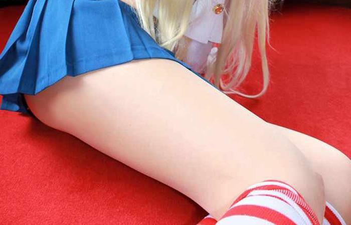 【コスプレエロ画像】コスるならケアは絶対!美脚でこそ引き立つセクシーレイヤー達www 001