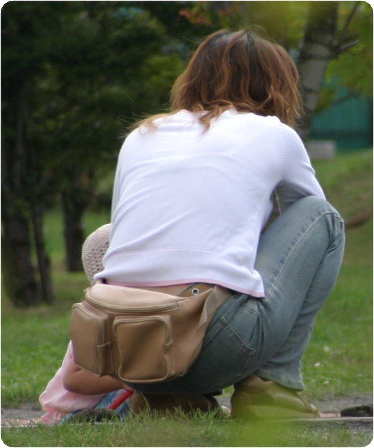 【透けブラエロ画像】衣替え前倒しになる前にw女体に食い込んだ透けブラwww 17