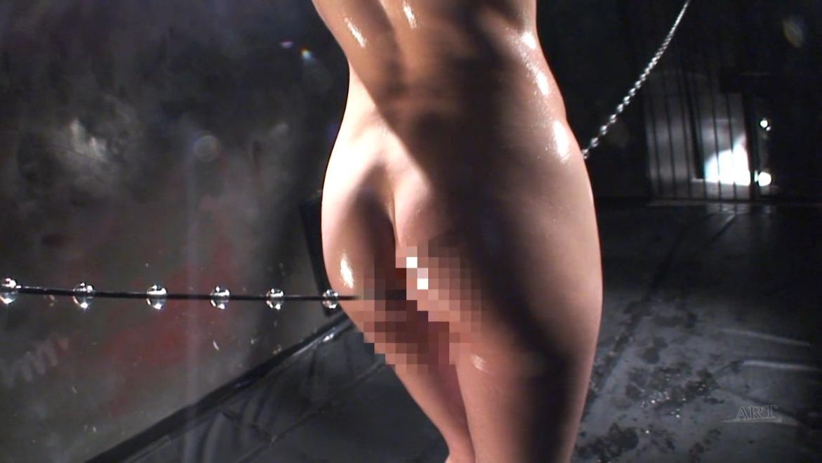 【SMエロ画像】結び目が当たって立ってられない…軽そうで思い綱渡り調教www 25