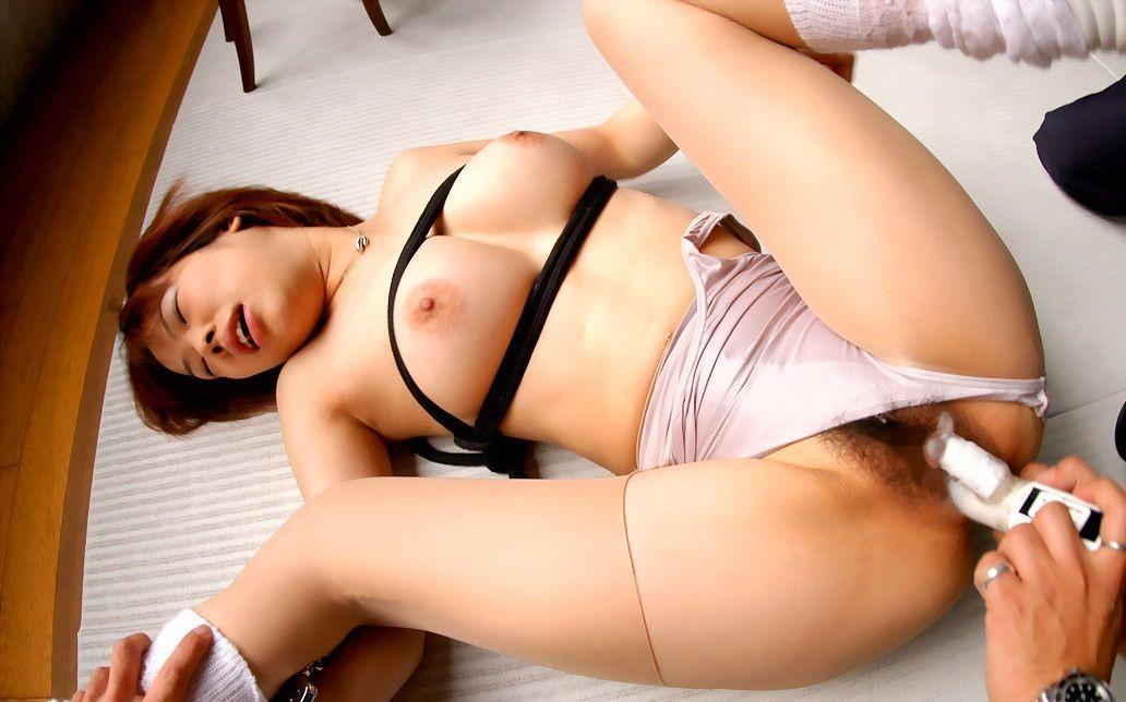 【SMエロ画像】豊満な程に縛り応えがw拘束でよりイヤらしく巨乳のM女www 06