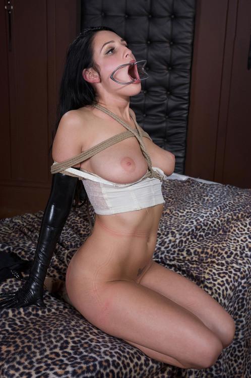 【SMエロ画像】豊満な程に縛り応えがw拘束でよりイヤらしく巨乳のM女www 24