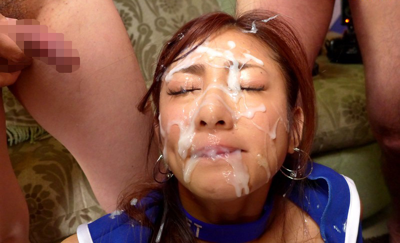 【ぶっかけエロ画像】AV女優でも仕事以外は嫌らしいw汚汁べっとり大量顔射www 20