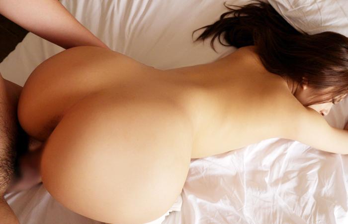 【セックスエロ画像】腰とお尻のサイズ差デカいほど興奮w相性もわかるバック性交www 001