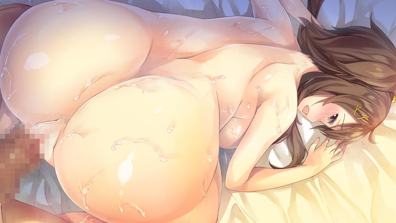 【二次エロ画像】もれなく横乳もついてくるw後ろ姿も抜かせる美少女たちwww 26