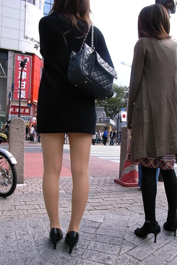 【美脚エロ画像】舐めた事ある人いる?窪みが気になる美脚のひざ裏www 14