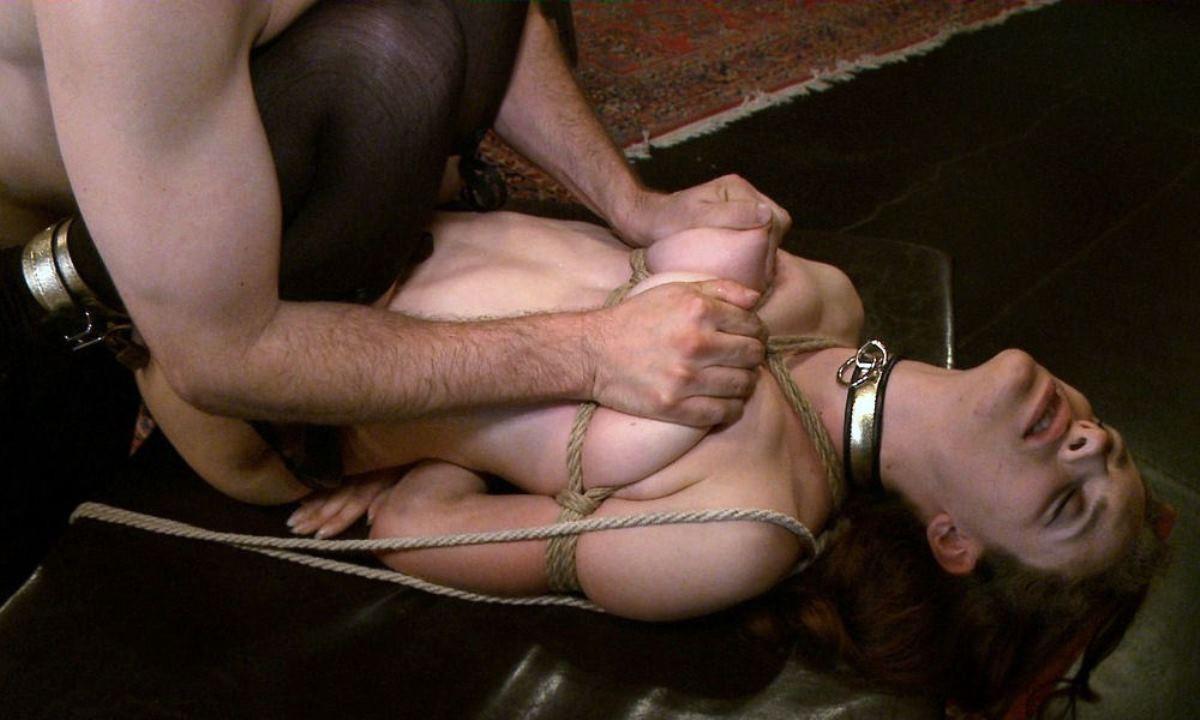 【SMエロ画像】一応は和姦w緊縛M女をねちっこく嬲るようにセックスwww 15