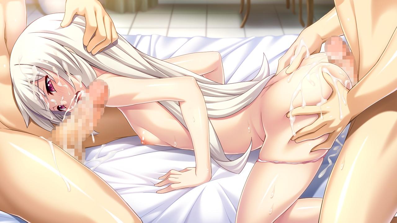 【二次エロ画像】基本バッドエンド直行w全部見るには覚悟が必要な美少女輪姦www 09