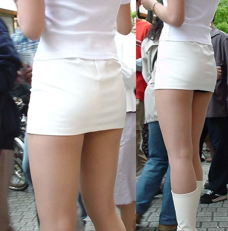 【キャンギャルエロ画像】美脚であるのが最低条件w脚線美で攻めるキャンギャルの皆さんwww 24