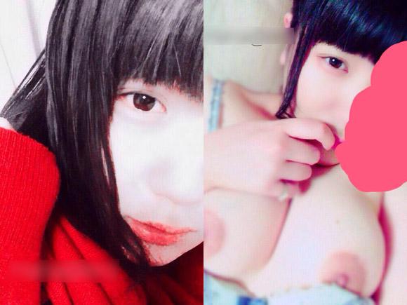 【動画あり】可愛くてロリ顔の23歳爆乳OLがTwitter裏垢で全裸自撮り。