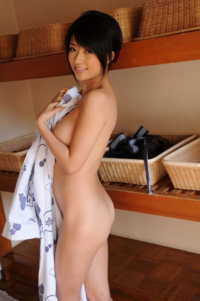 【和服エロ画像】奥ゆかしいイヤらしさが…日本人だから和服乱して裸体晒しwww 21