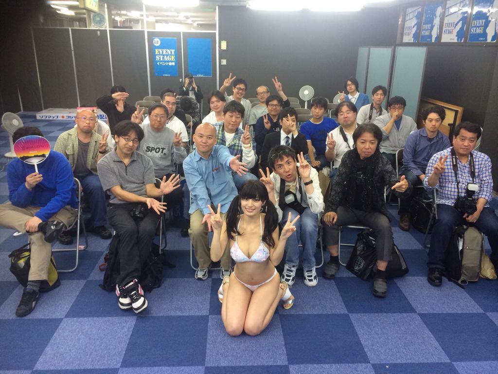 高崎聖子、AVデビュー作はファン感謝祭ぶっかけものだった・・・ 【日テレジェニック】【リベンジポルノ】【MUTEKI】【たかさきしょうこ】【高橋しょう子】
