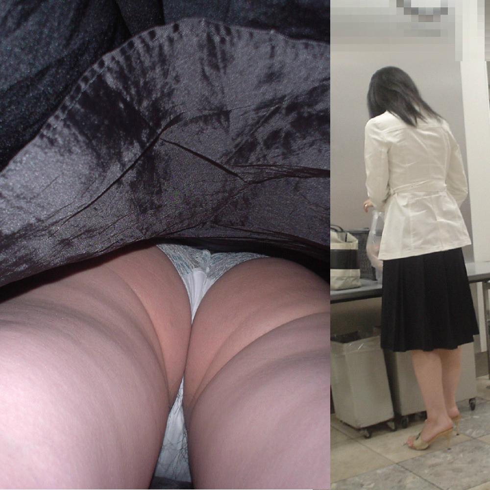 【パンチラエロ画像】女に陰毛は不要じゃね?と考えちゃうハミ毛チラ激写www 30