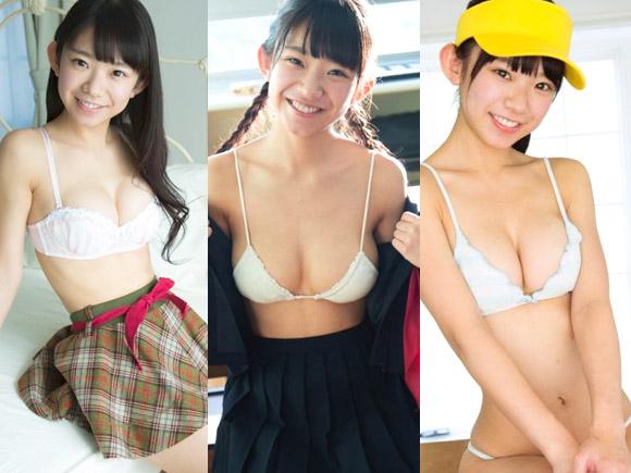 【Fカップ】圧倒的合法!長澤茉里奈(20)の画像×25