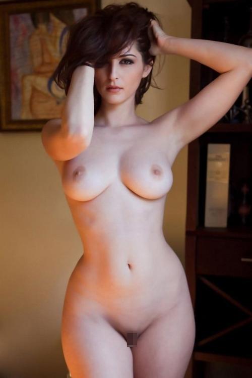 【海外エロ画像】デカ過ぎず太過ぎず!今すぐヤリたい全裸の外人さんwww 14