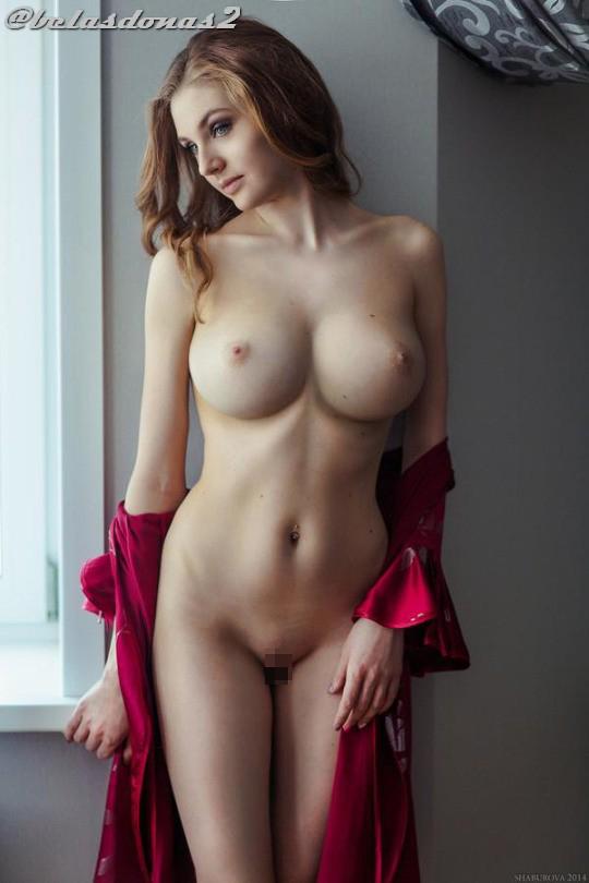 【海外エロ画像】デカ過ぎず太過ぎず!今すぐヤリたい全裸の外人さんwww 29