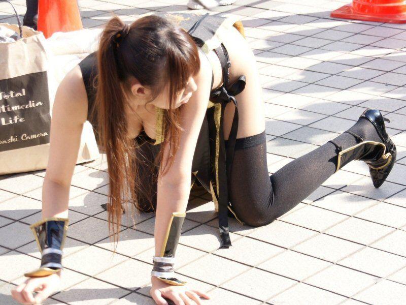 【コスプレエロ画像】伊達に肉体管理してませんw発育よろしいレイヤー達の巨乳www 07