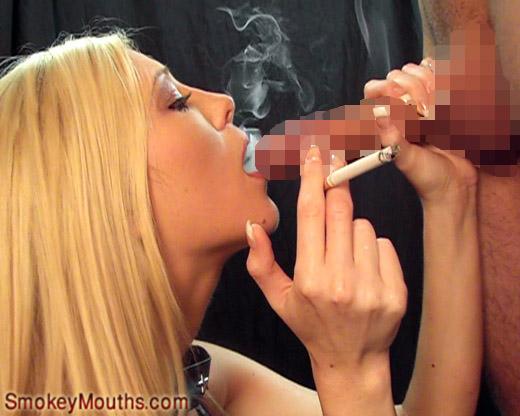 【海外エロ画像】この直後にフェラは嫌かな…喫煙中な異国の美女たちwww 30