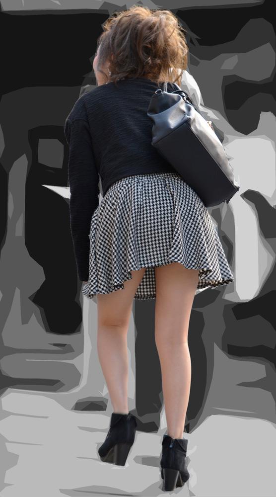 【美脚エロ画像】その美脚だけで惚れる!目撃したらもう夢中な街の下半身www 05