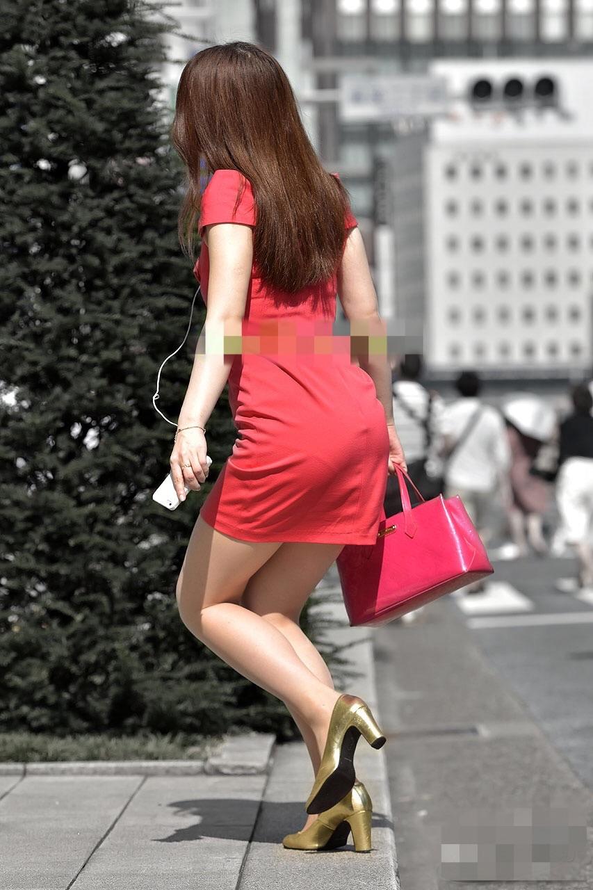 【美脚エロ画像】その美脚だけで惚れる!目撃したらもう夢中な街の下半身www 21