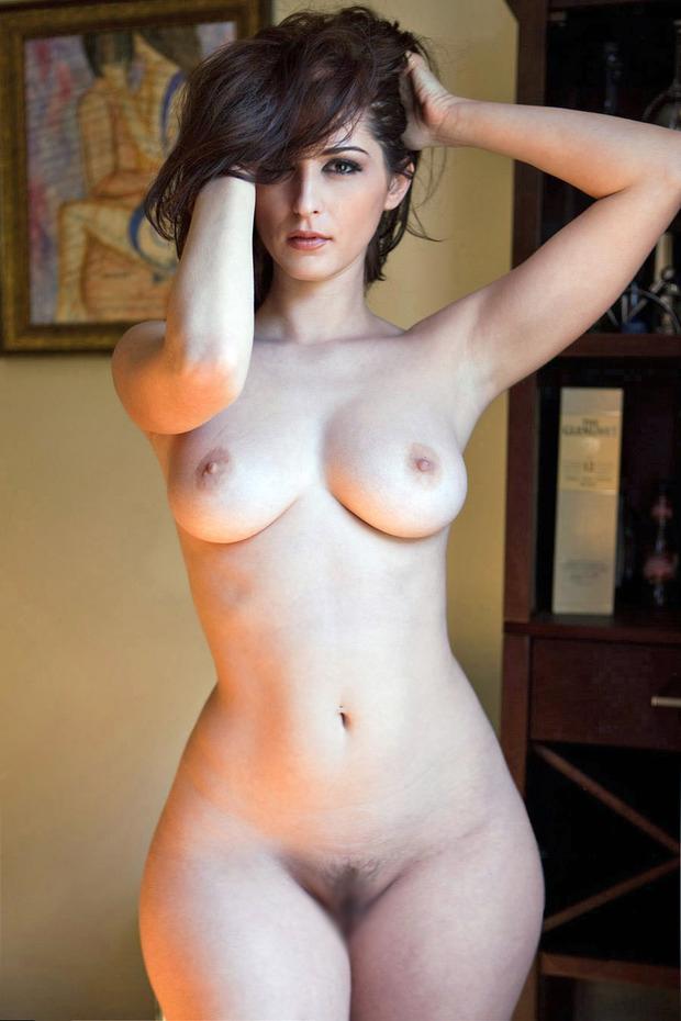 【くびれエロ画像】乳と尻のサイズも重要w理想以上のボンキュッボン!な西洋ボディwww 03